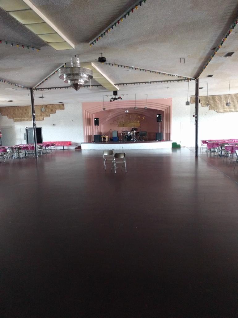 Galvin ballroom 7-27-18