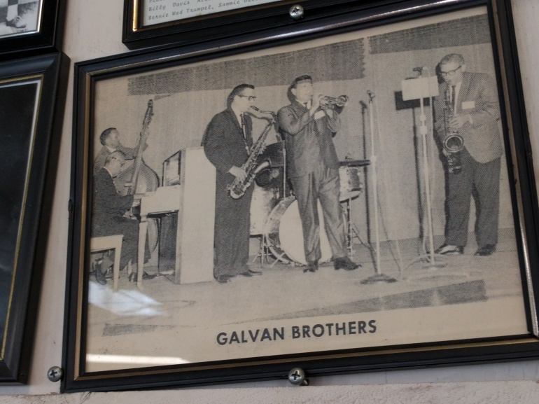Galvin bros band