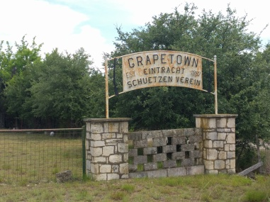 Grapetown dance entrance July 7,, 2018