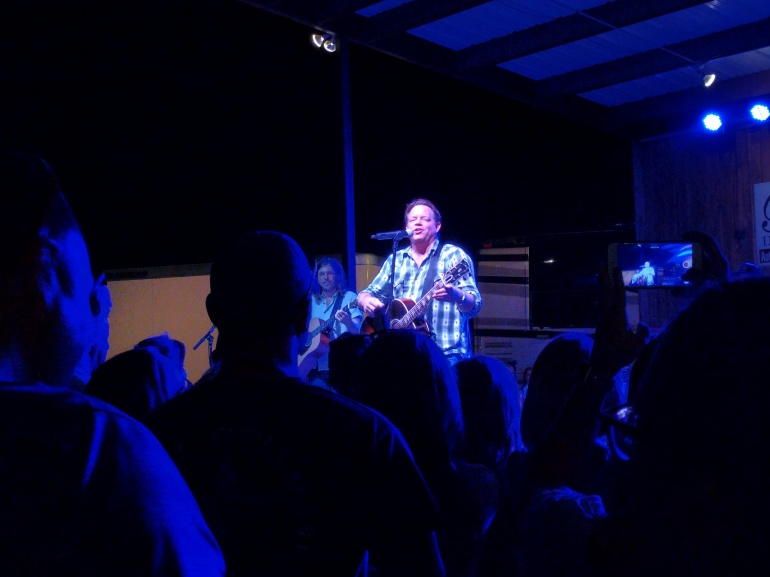 Pat Green at Johnny's Steakhouse 6-2018