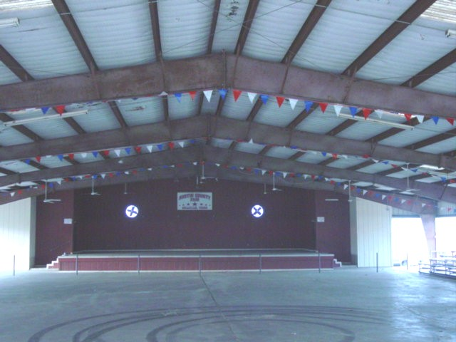 Bellville Turnverin dance floor